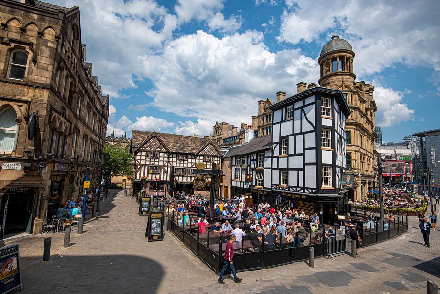 manchester storbritannien - Manchester